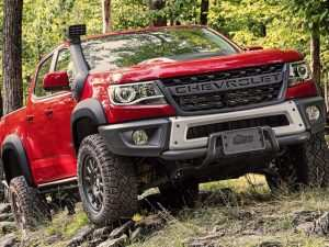 33 A 2020 Chevrolet Colorado Updates First Drive