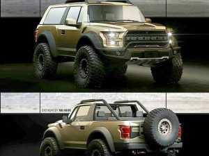 33 A 2020 Ford Bronco July 2018 Specs