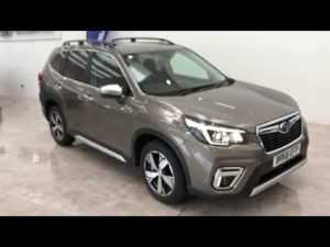 33 A 2020 Subaru Forester Hybrid Redesign and Review