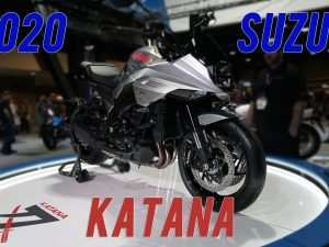33 A 2020 Suzuki Performance and New Engine