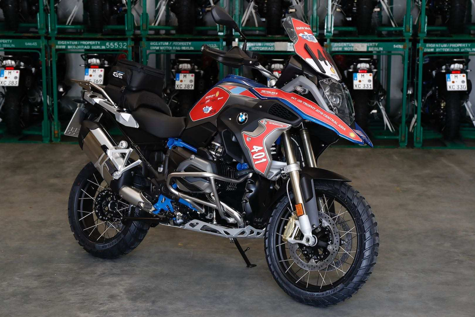 33 A BMW Gs Trophy 2020 Review