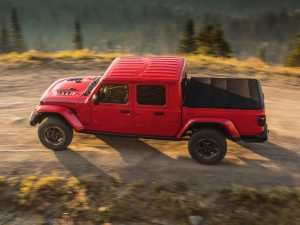 33 A Jeep Truck 2020 Towing Capacity Performance