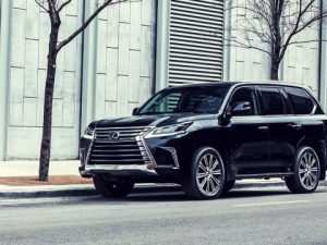 33 A Lexus Lx 2020 Exterior and Interior