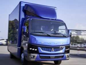 33 A Mitsubishi Canter 2020 Redesign