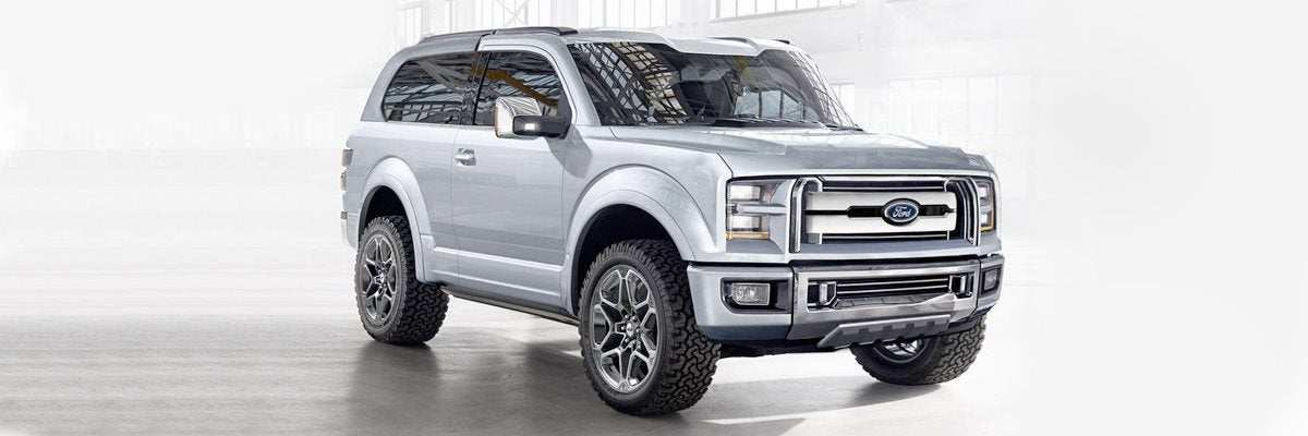 33 A New 2020 Ford Bronco Specs Photos