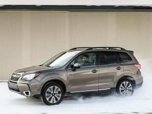 33 A New Generation 2020 Subaru Forester Concept