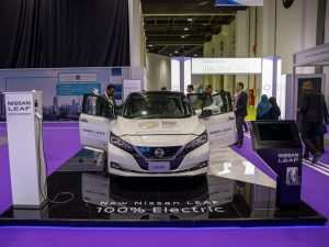 33 A Nissan Expo 2020 Images