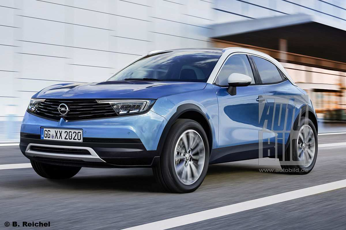 33 A Opel Modellen 2019 Redesign And Review