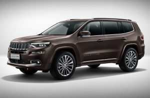 33 A The 2019 Jeep Grand Wagoneer Performance and New Engine