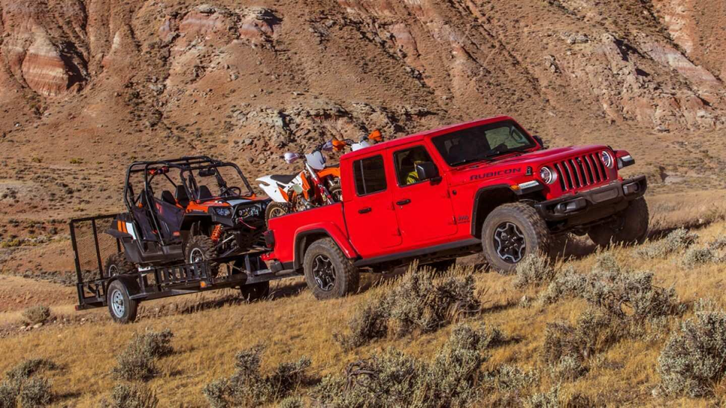 33 A When Is The 2020 Jeep Gladiator Coming Out New Model and Performance