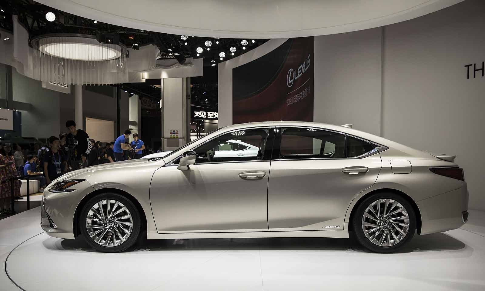 33 All New 2019 Lexus Gs Redesign Pictures