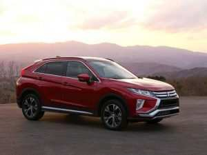 33 All New 2019 Mitsubishi Crossover Concept