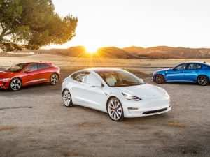 33 All New 2019 Tesla Model 3 Specs and Review