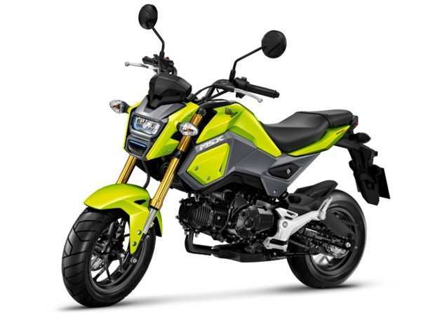 33 All New 2020 Honda Grom New Review