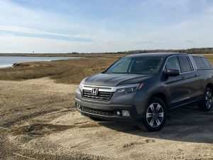 33 All New 2020 Honda Ridgeline Volume Knob Performance