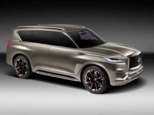 33 All New 2020 Infiniti Qx80 Release Date Review and Release date