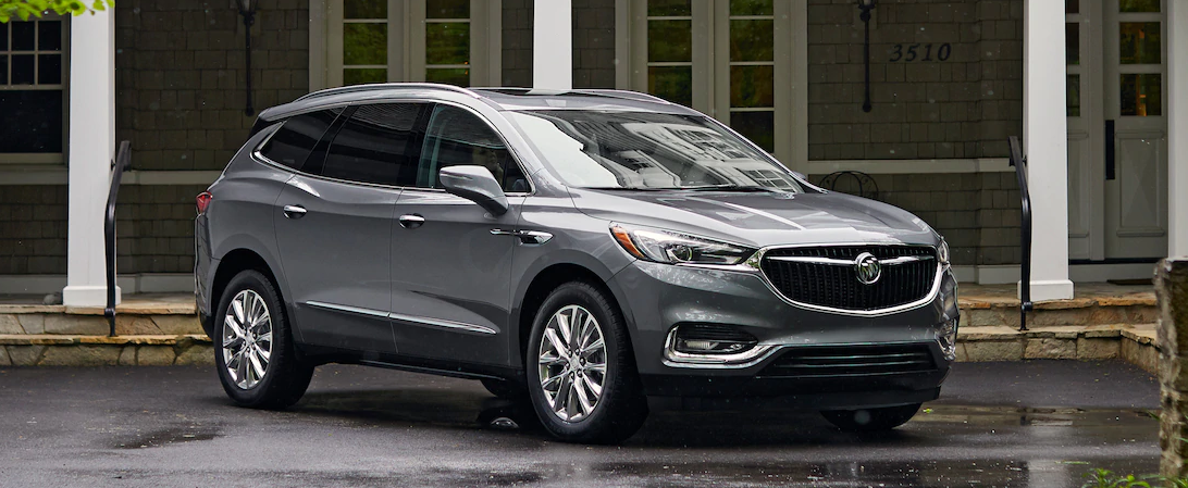 33 All New Buick Enclave Avenir 2020 Research New