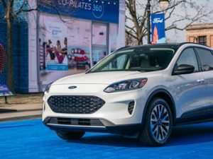 33 All New Ford Hybrid Suv 2020 Redesign