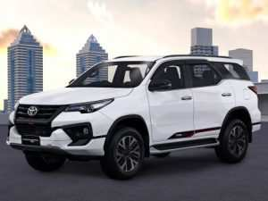 33 All New Fortuner Toyota 2019 Style