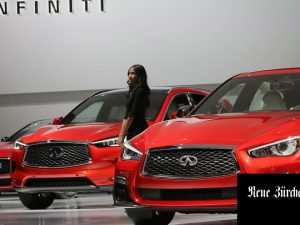 33 All New Infiniti Fx 2020 Price and Release date