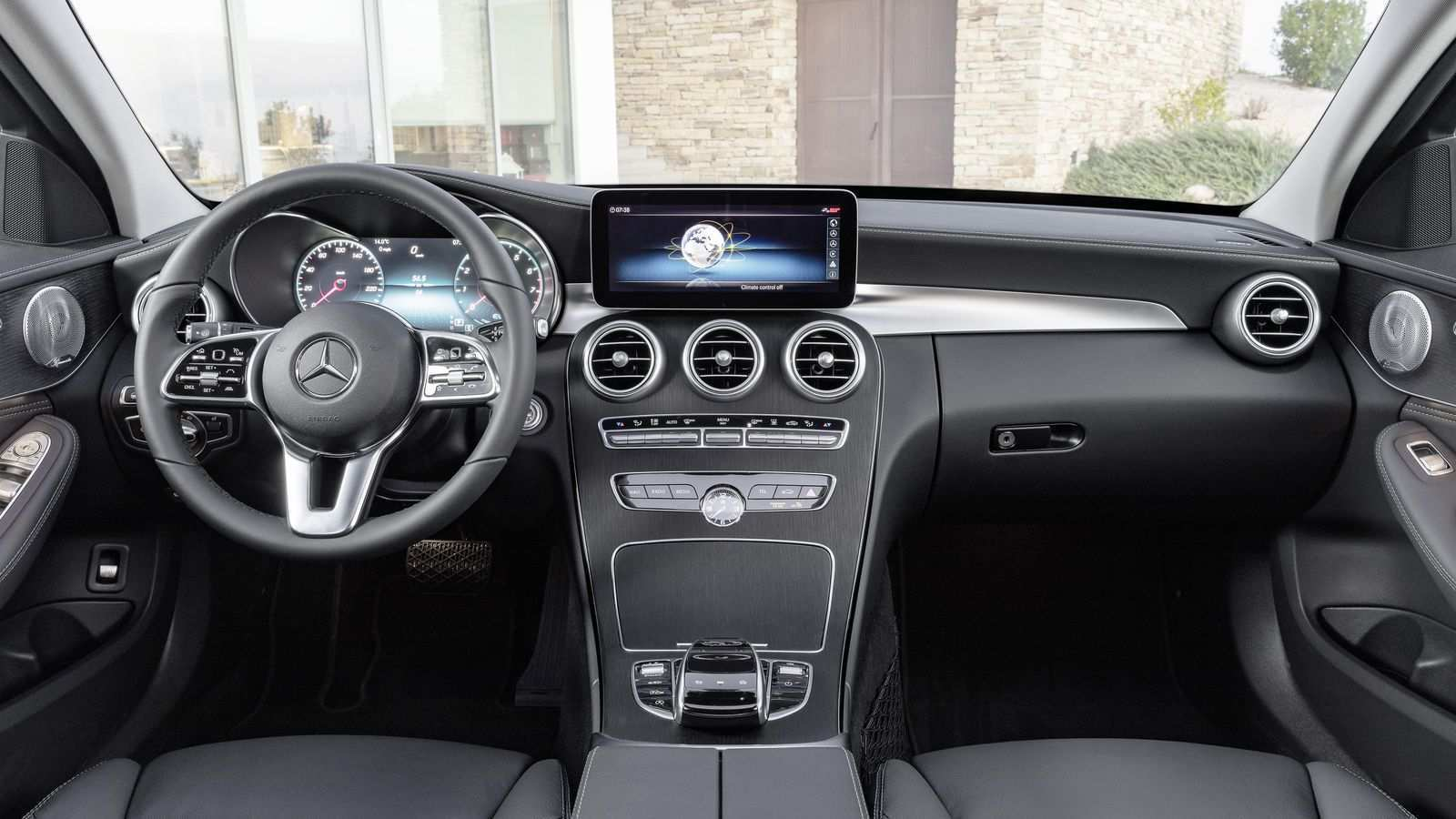 33 All New Mercedes C 2019 Interior Style