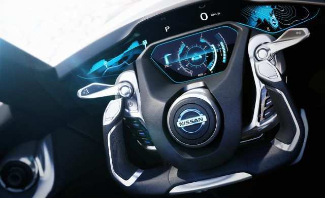 33 All New Nissan Concept 2020 Interior First Drive