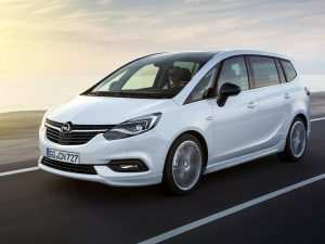 33 All New Opel Zafira 2019 Price
