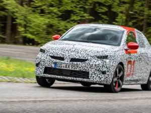 33 All New Yeni Opel Corsa 2020 Research New