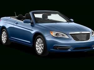 33 Best 2019 Chrysler 200 Convertible Exterior
