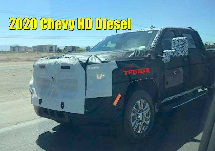 33 Best 2020 Chevrolet 2500 High Country Review And Release Date