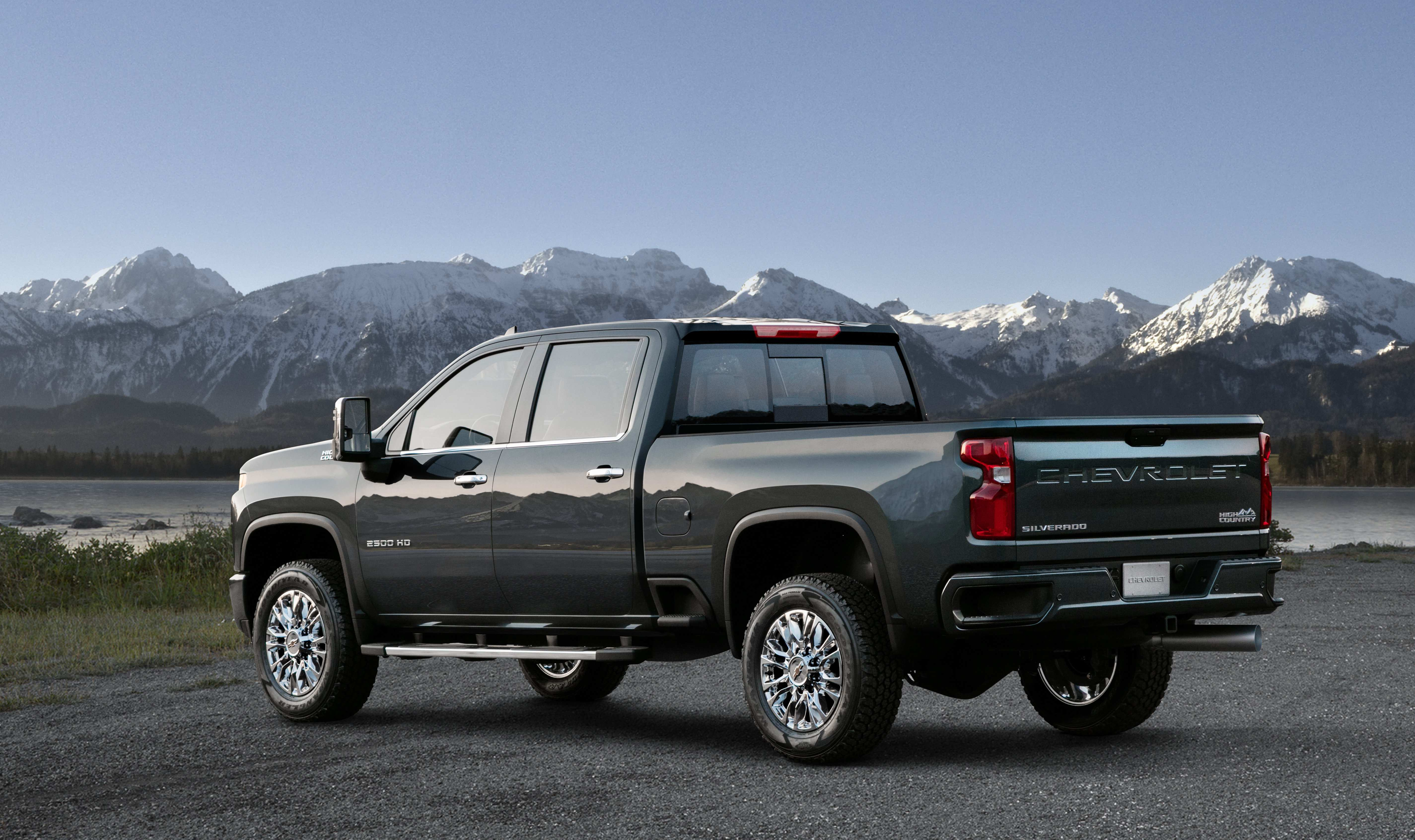 33 Best 2020 Chevrolet Pickup Truck Performance And New Engine