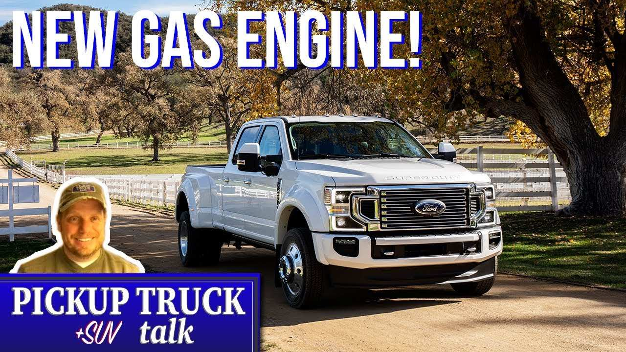 33 Best 2020 Ford Super Duty Youtube Redesign And Review