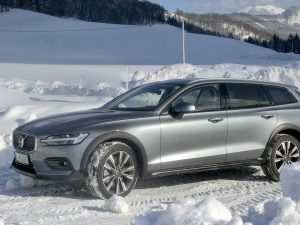 33 Best Volvo 2019 V60 Cross Country Wallpaper