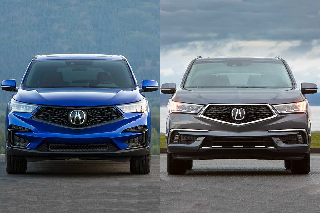 33 New 2019 Acura 2019 Specs And Review