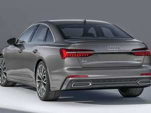 33 New 2019 Audi A6 Release Date Usa Ratings