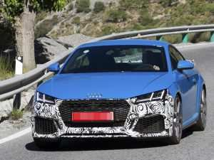 33 New 2019 Audi Tt Rs First Drive