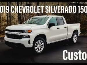 33 New 2019 Chevrolet Silverado 1500 Review Ratings