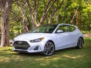 33 New 2019 Hyundai Veloster Review Wallpaper
