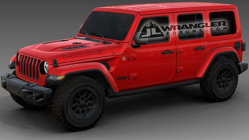 33 New 2019 Jeep Grand Wrangler Images