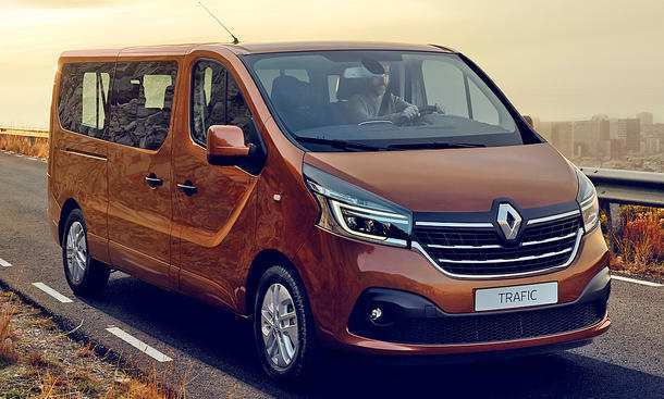33 New 2019 Renault Trafic Price Design And Review