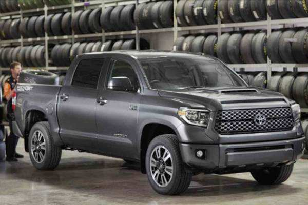 33 New 2019 Toyota Tundra Redesign Model