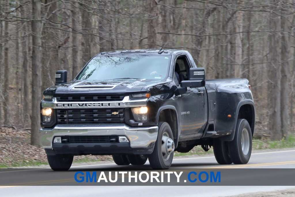 33 New 2020 Chevrolet 3500Hd New Review