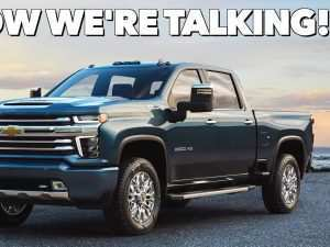 33 New 2020 Chevrolet Silverado 2500Hd High Country Specs and Review