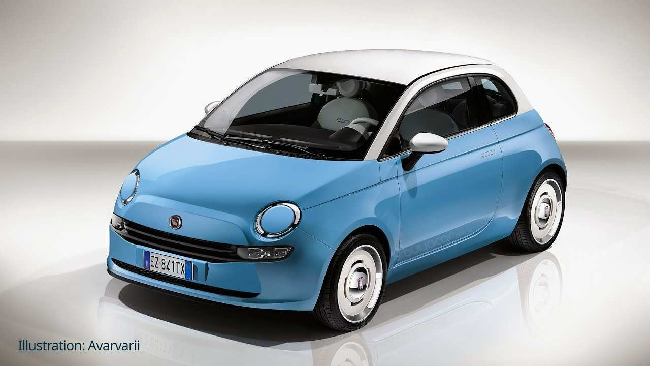 33 New 2020 Fiat 500E Spesification