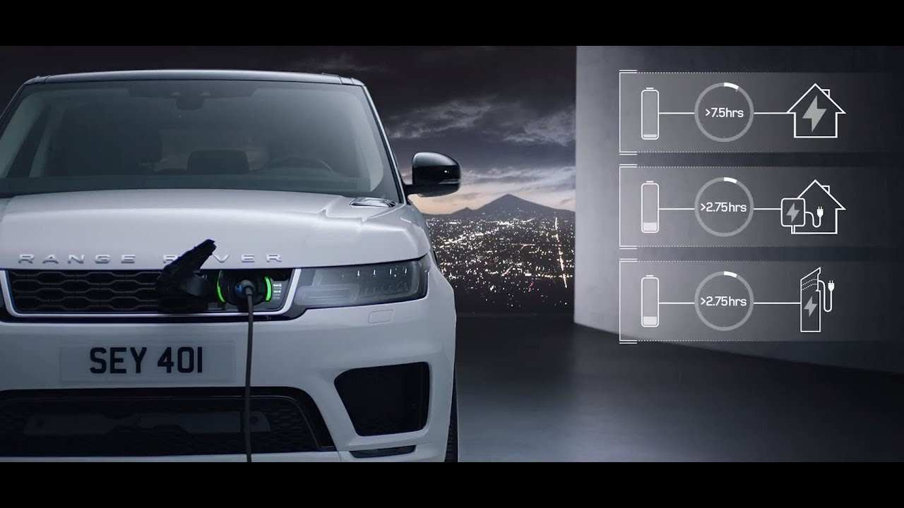 33 New Land Rover Electric Cars 2020 Model