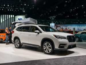 33 New Subaru Pickup Truck 2019 Spesification