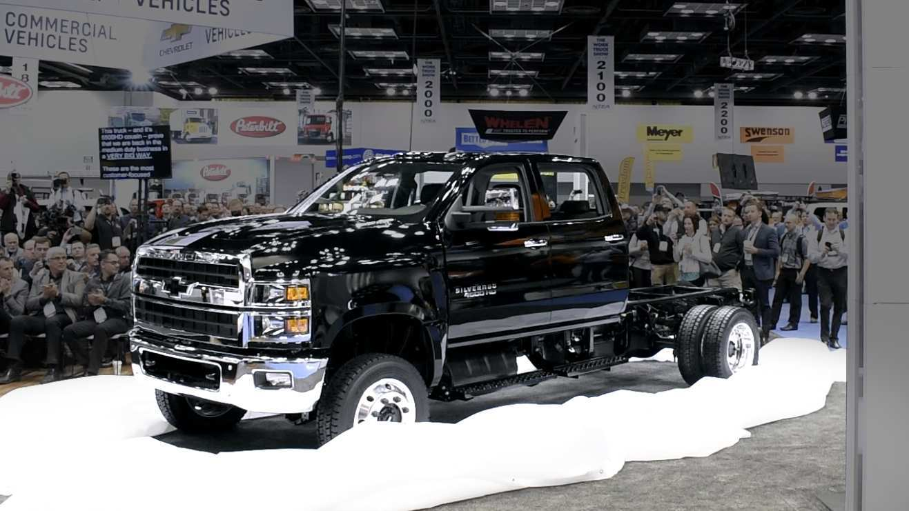 33 The 2019 Chevrolet 4500Hd Price Photos