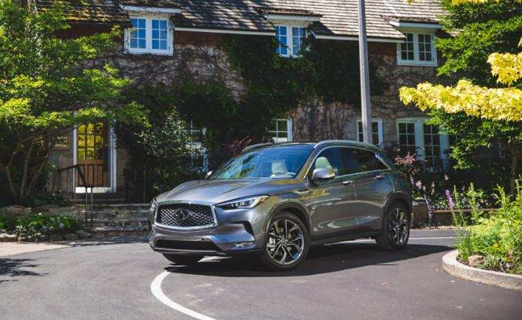 33 The 2019 Infiniti Qx50 Edmunds Price and Review
