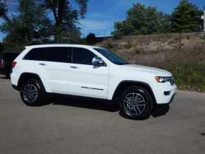 33 The 2019 Jeep Grand Cherokee Interior Price Design and Review