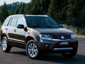 33 The 2019 Suzuki Grand Vitara Specs